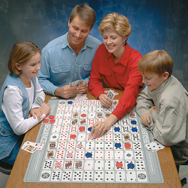 The Family Sized Sequence Game