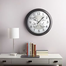 The Always Accurate Calendar Wall Clock