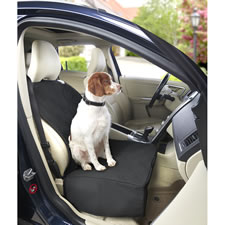 The Full Coverage Dog Front Seat Cover