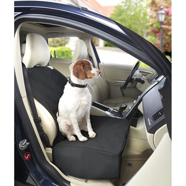 The Right Fit Hose Off Dog Front Seat Cover