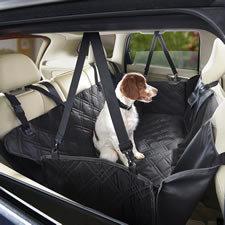 The Easy Clean Tight Grip Dog Car Seat Cover