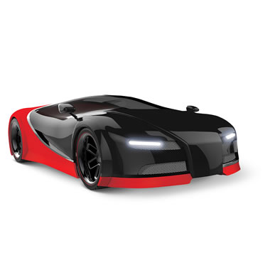 FAO Schwarz Virtual Reality Sports Car