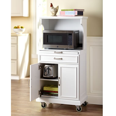 The Microwave Cart