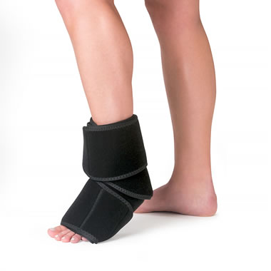 The Pain Preventing Cold Compression Wraps (Ankle)