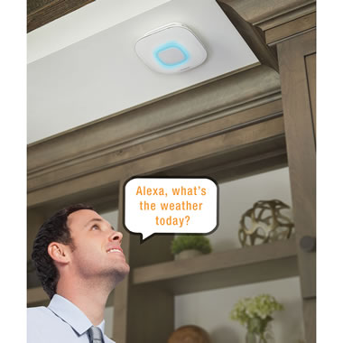 The Smart Smoke And Carbon Monoxide Detector