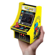 The Handheld Pac-Man Arcade