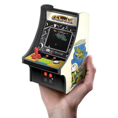 Handheld Galaxian Arcade