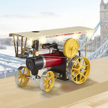 The Classic Mamod Showman's Steam Engine
