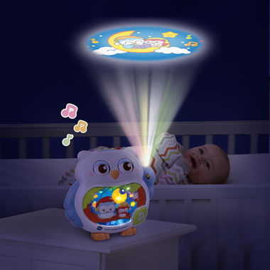 The Sleep Inducing Owl Night Light