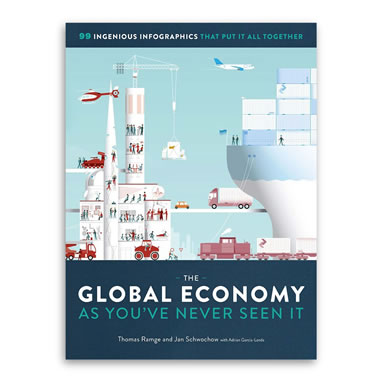 The Global Economics Infographics Book