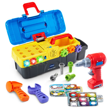 The Teaching Toolbox with Included Pieces