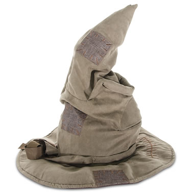 The Harry Potter Animated Sorting Hat
