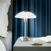 The Dimmable Touch Lamp