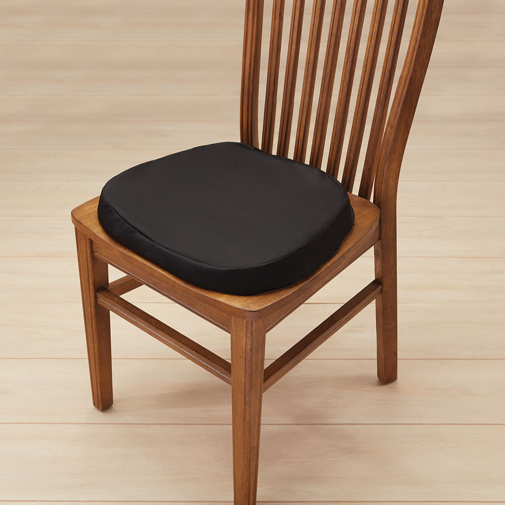 Remarkable The All Day Comfort Gel Seat Hammacher Schlemmer Lamtechconsult Wood Chair Design Ideas Lamtechconsultcom