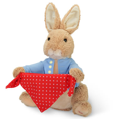 The Peek A Boo Peter Rabbit