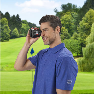 The Professional's Golf Range Finder