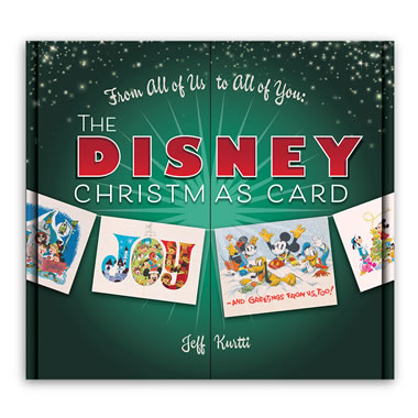 The Classic Disney Christmas Card History And Card Set