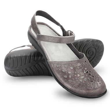 The Shock Absorbing Comfort Mary Janes