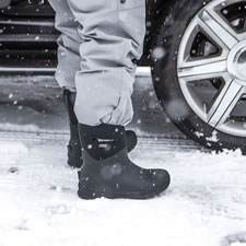 The Subzero Waterproof Boots (Men's)