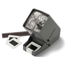 The 3X Magnification Slide And Negative Viewer