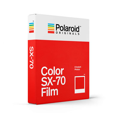 Eight Picture Color Film For The Genuine Polaroid Camera