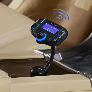 The Smartphone To Car Stereo Streamer