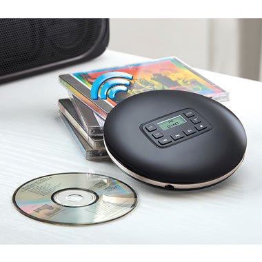 The Only Wireless CD Player