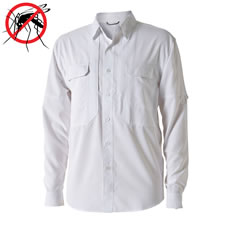 The Tick And Mosquito Thwarting Shirt