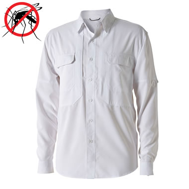 The Tick And Mosquito Thwarting Shirt (Men's)