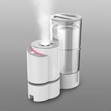 The Warm to Cool Mist Humidifier