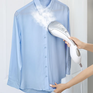 The All In One Garment Steamer And Iron