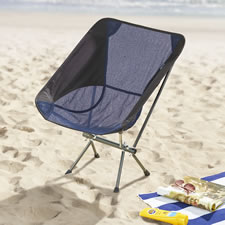 The Sandless Beach Chair