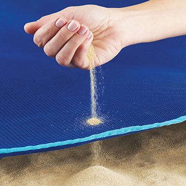 The Four Person Sandless Beach Mat