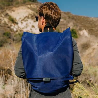 The Beach Backpack/Sandless Mat