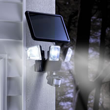 The Best Solar Motion Security Light