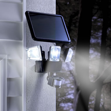 The Best Solar Motion Light