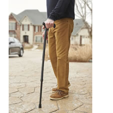 The Ultralight Adjustable Cane