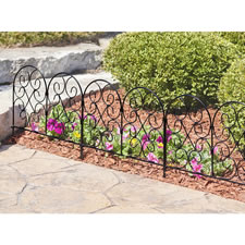 The Instant Decorative Garden Border