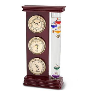 The Galileo Weather Station/Clock