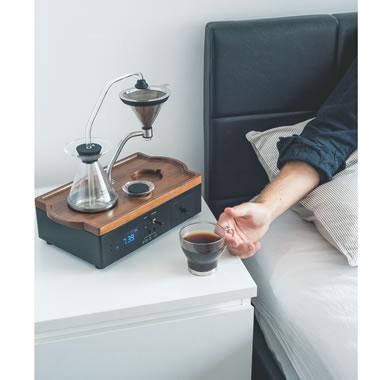 The Connoisseurs Vapor Enhanced Coffee Brewer