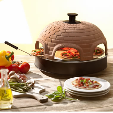 The Terracotta Mini Pizza Oven