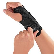 The Compression Adjusting Wrist Brace