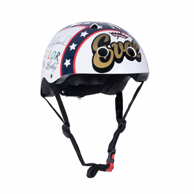 The Evel Knievel Helmet