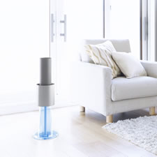 The Filterless Air Purifier (540' sq.)