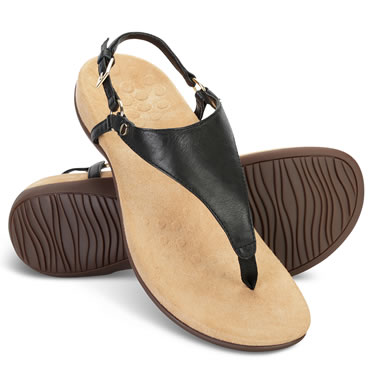 The Plantar Fasciitis Slingback Sandals