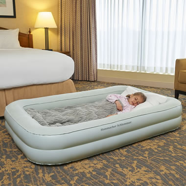 The Child's Portable Bed