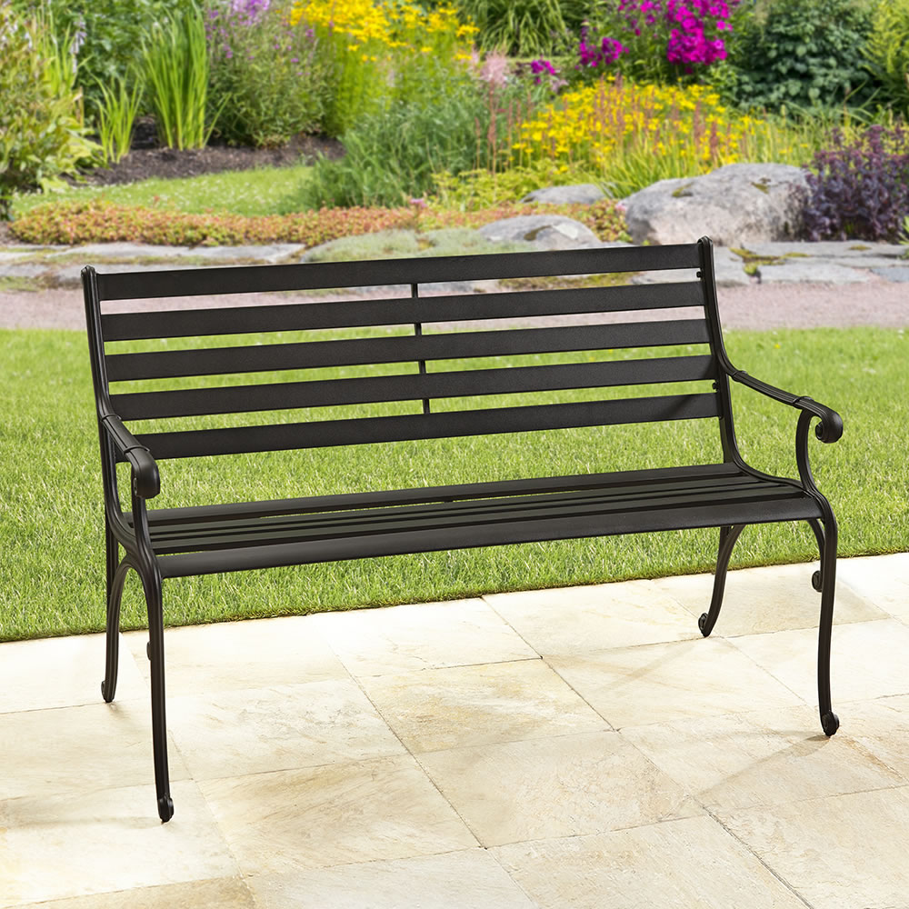 Peachy The Central Park Bench Alphanode Cool Chair Designs And Ideas Alphanodeonline