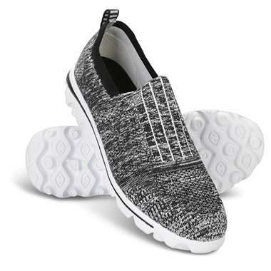 The Lady's Stretchable Comfort Slip Ons