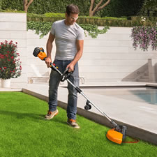 The Best Rechargeable String Trimmer