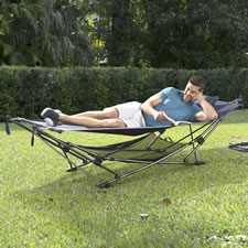 The Instant Portable Hammock